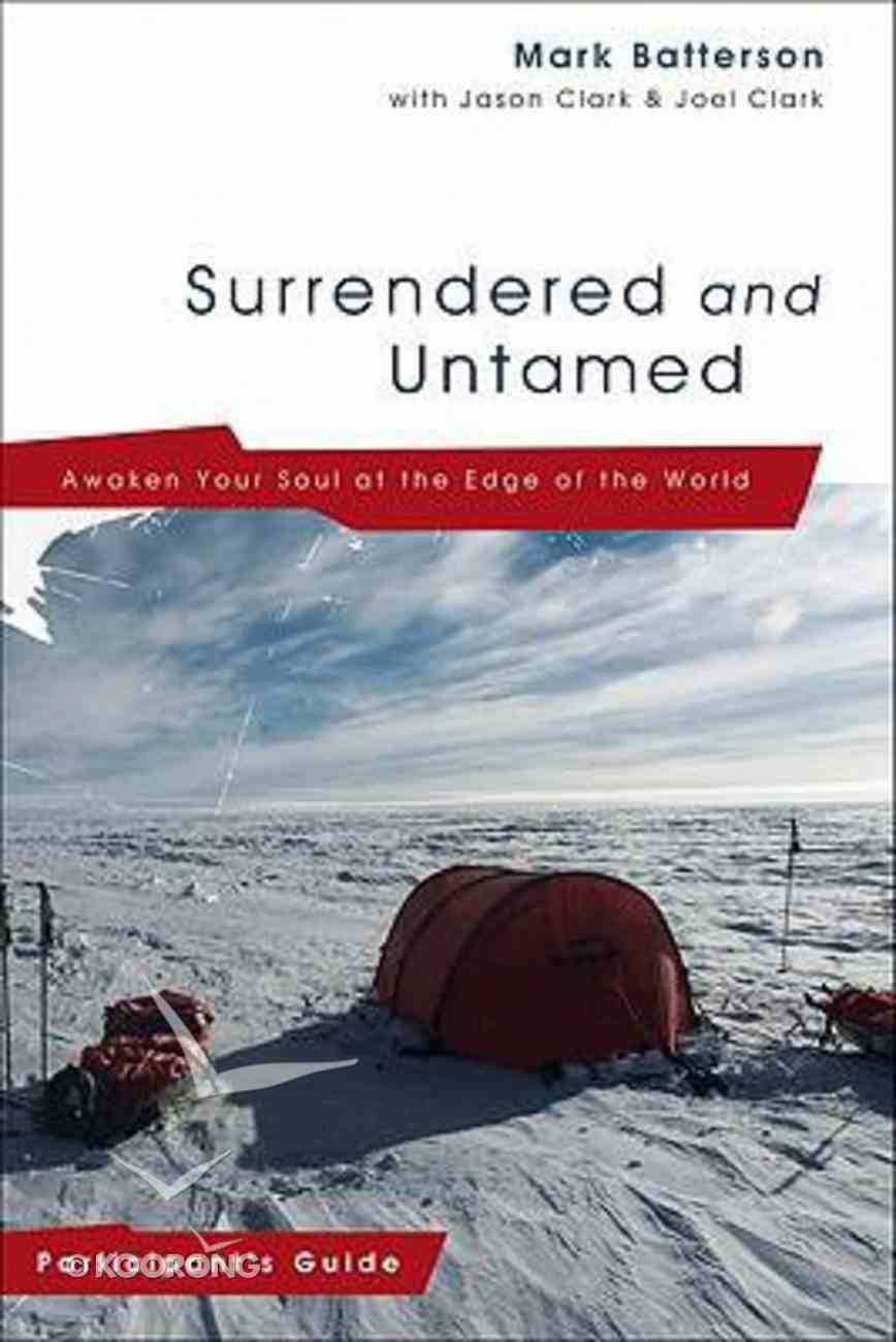 Surrendered and Untamed (Participant's Guide) Paperback