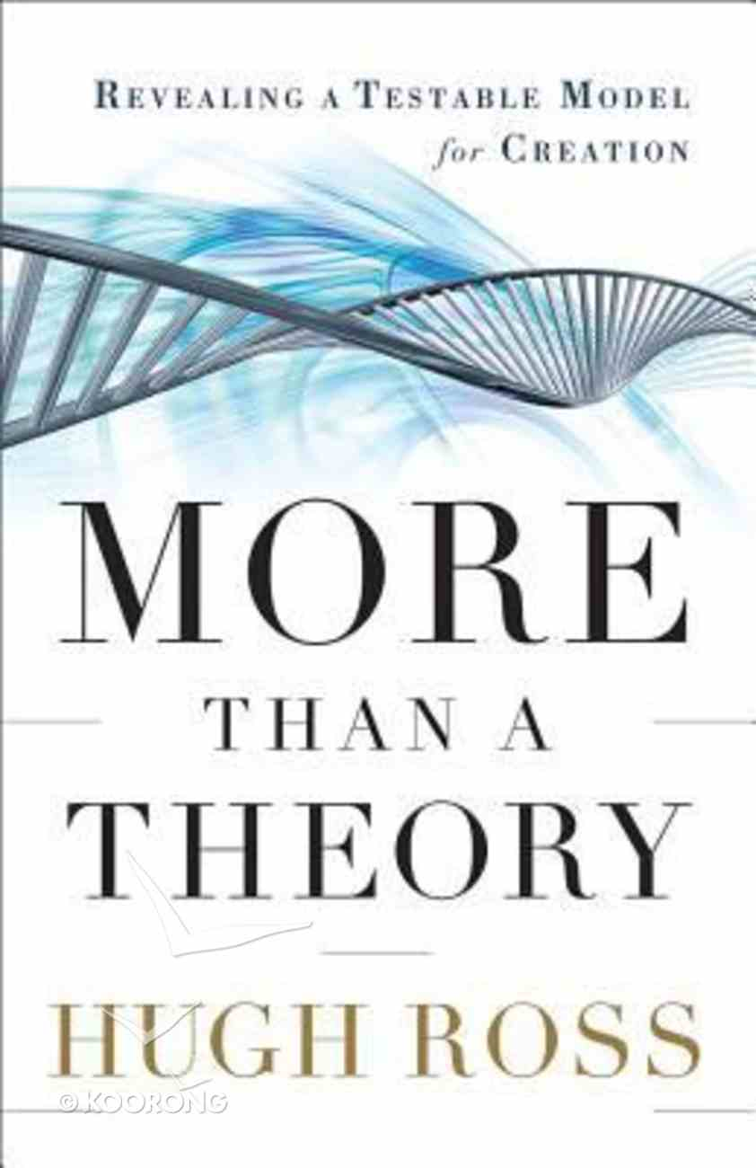 More Than a Theory Paperback