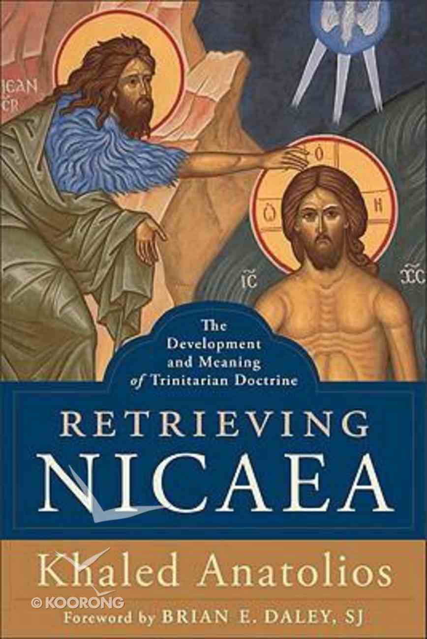 Retrieving Nicaea Hardback