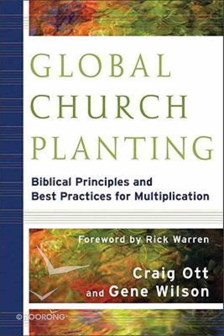 Global Church Planting Paperback