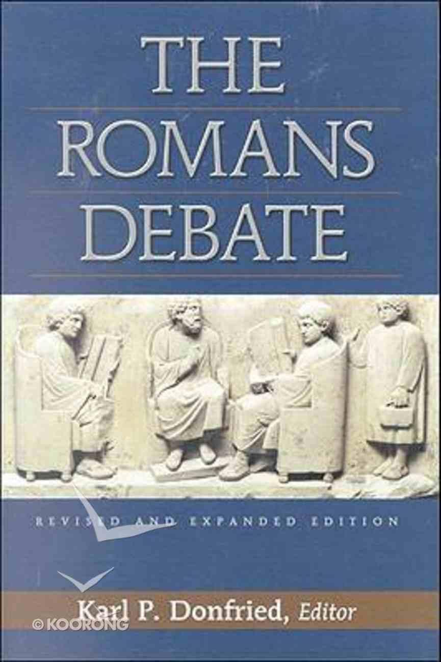 Romans Debate Paperback