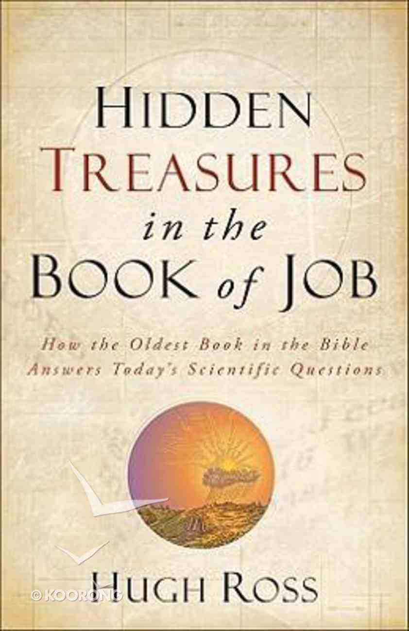 Hidden Treasures in the Book of Job Hardback