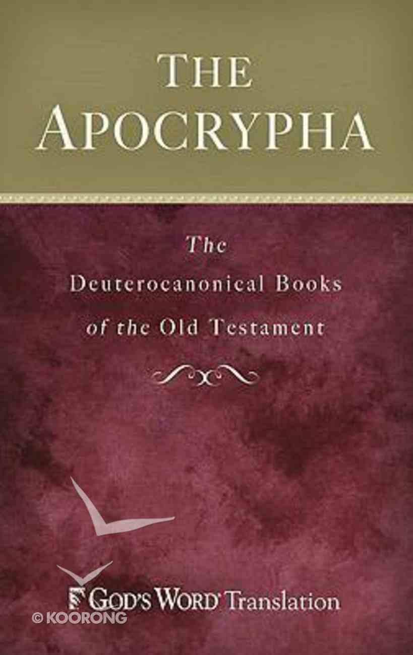 God's Word the Apocrypha Hardback