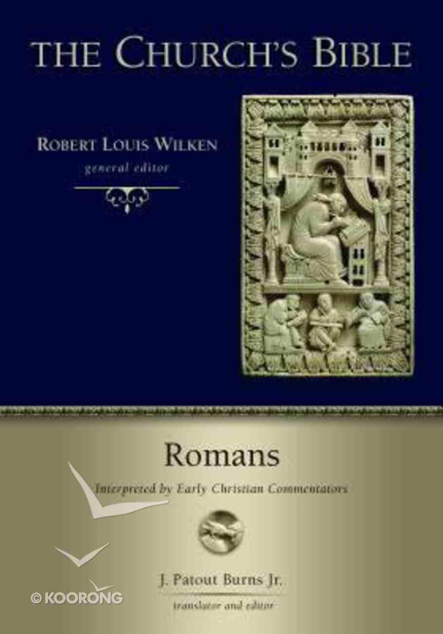 Romans (Church's Bible, The Series) Hardback