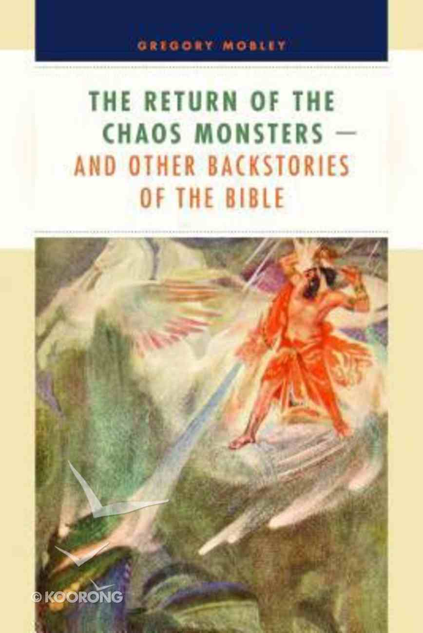 The Return of the Chaos Monsters Paperback