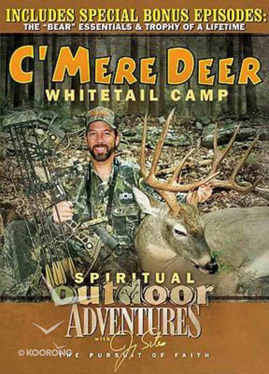 C'mere Deer Whitetail Camp (Spiritual Outdoor Adventure Series) DVD