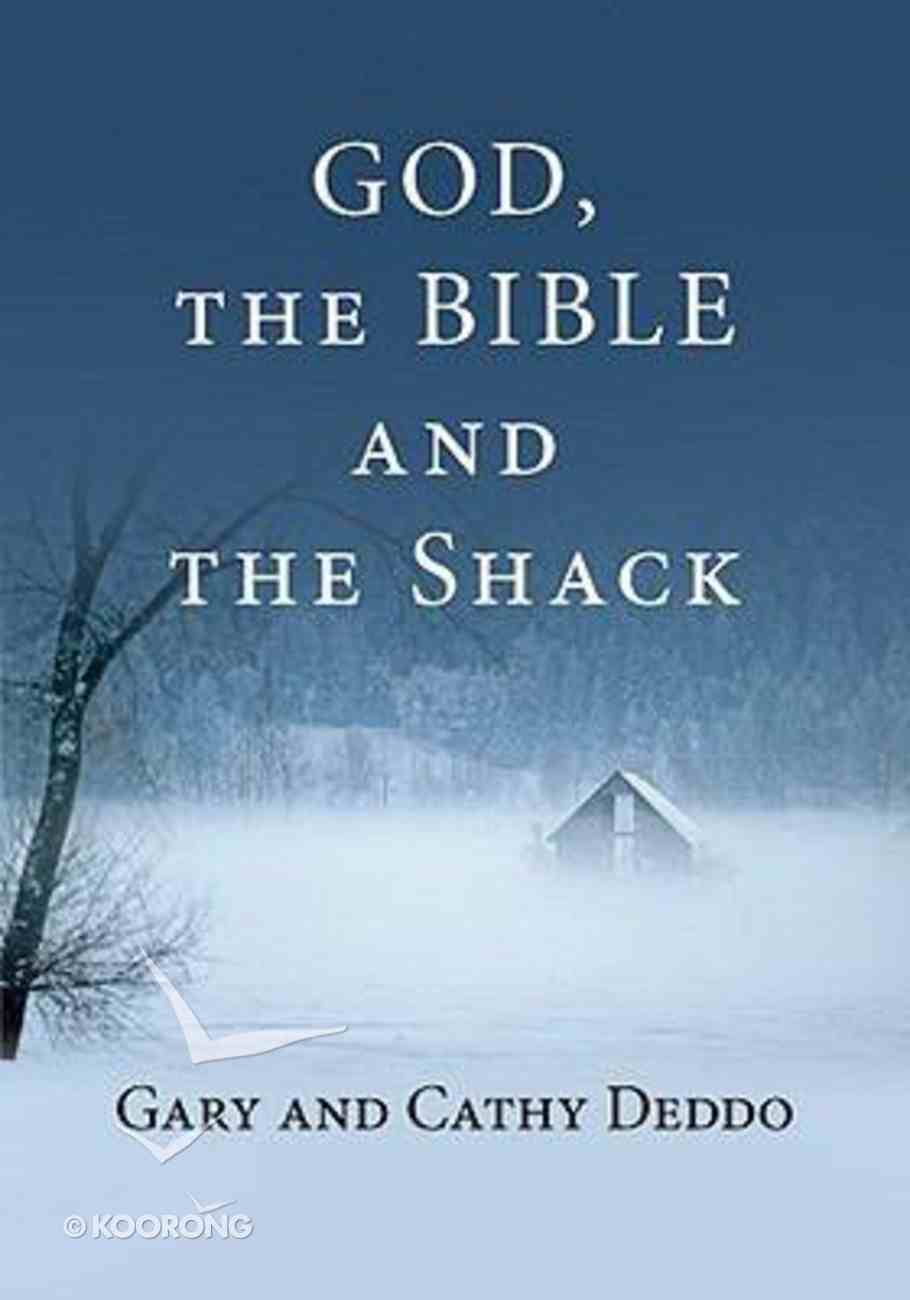 God, the Bible and the Shack (5 Pack) Booklet