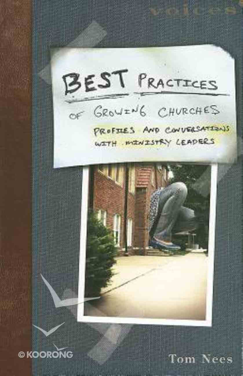 Best Practices of Growing Churches Paperback