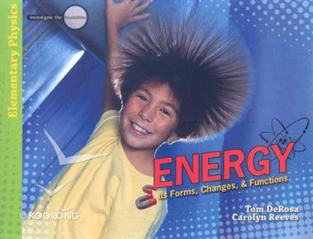 Energy (Elementary Science Series) Paperback