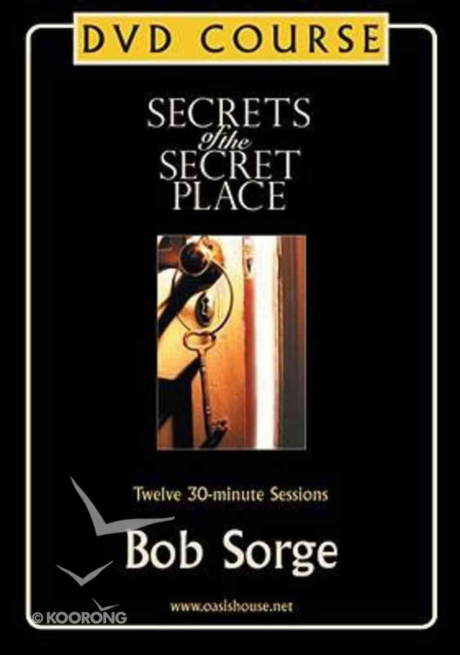 Secrets of the Secret Place DVD DVD