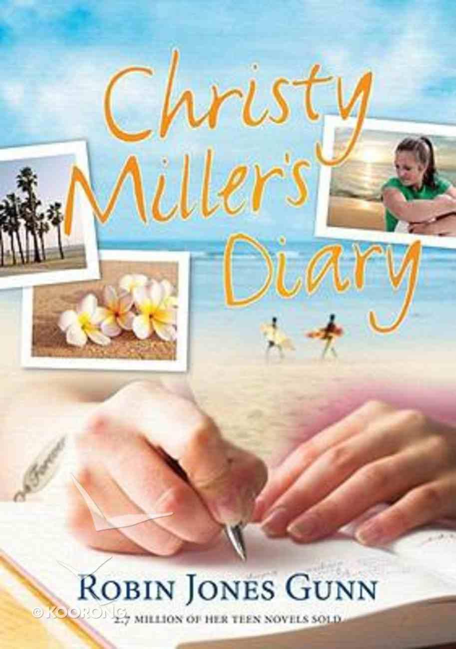 Christy Miller's Diary Paperback