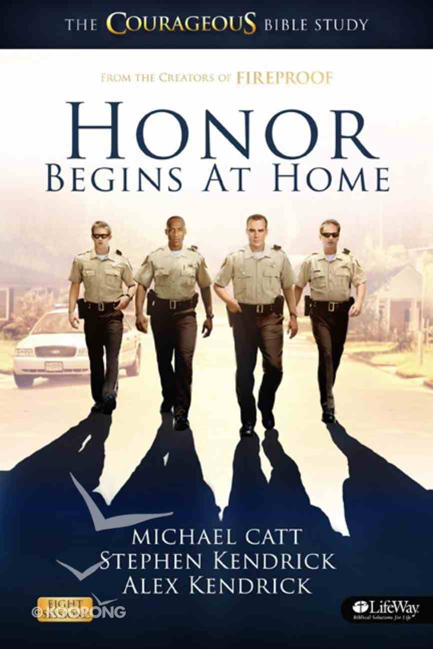 Honor Begins At Home (Leader Kit) Pack