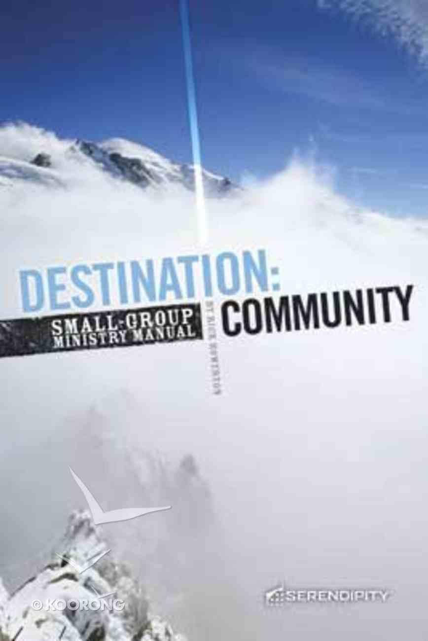 Destination Community Paperback