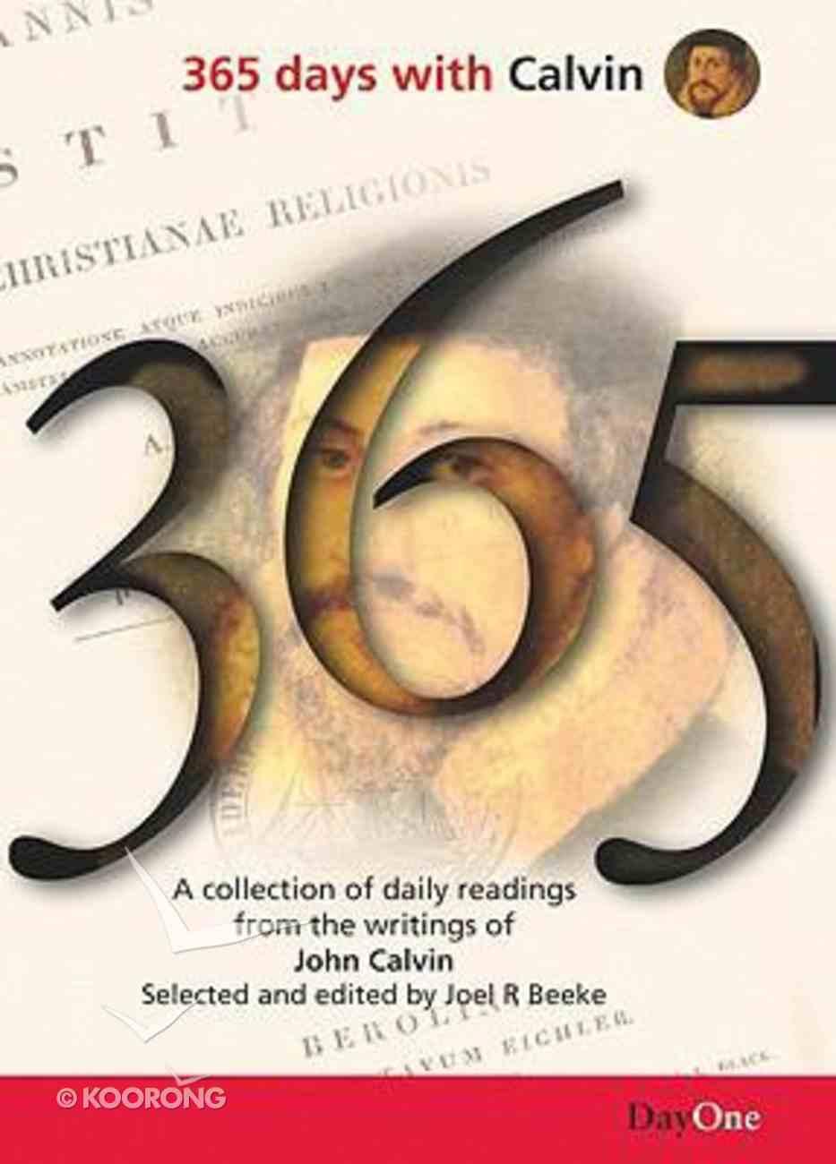 365 Days With Calvin Hardback