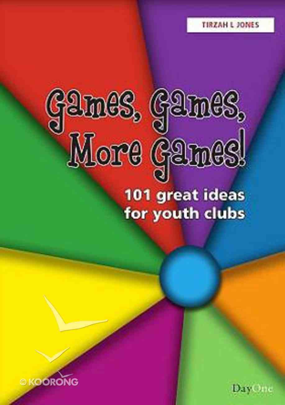 Games, Games, More Games! Paperback