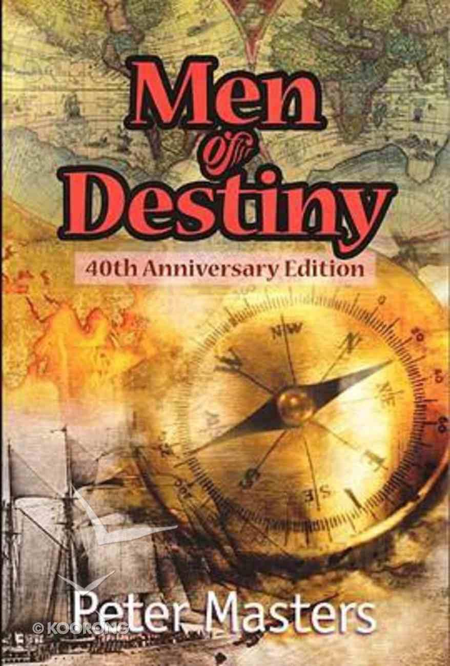 Men of Destiny Paperback