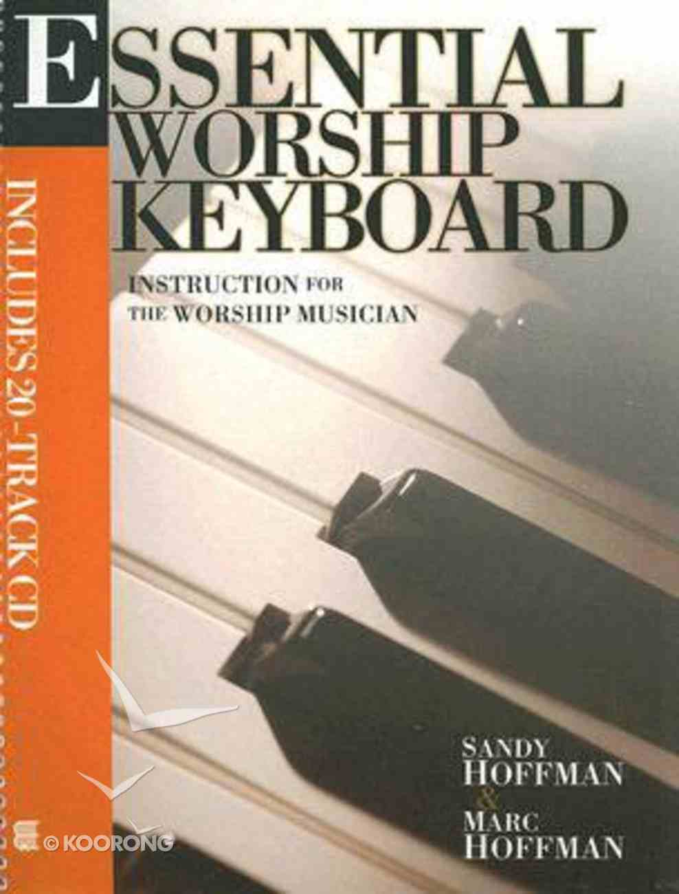 Essential Worship Keyboard Spiral