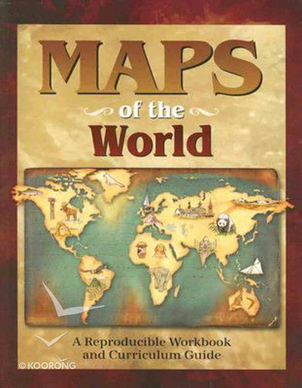 Maps of the World (Heroes Of History Series) Paperback