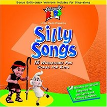 Album Image for Silly Songs (Kids Classics Series) - DISC 1