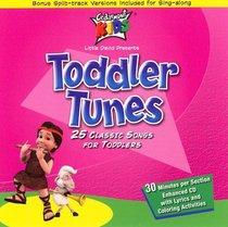 Album Image for Cedarmont Kids: Toddler Tunes (Kids Classics Series) - DISC 1