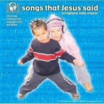 Album Image for Songs That Jesus Said - DISC 1
