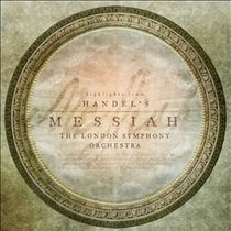 Album Image for The London Symphony Orchestra: Highlights From Handel's Messiah - DISC 1