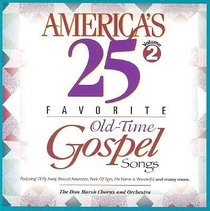 Album Image for Americas 25 Favorite Gospel 2 - DISC 1