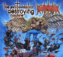 Album Image for The Evil Addiction Destroying Machine - DISC 1