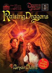 Album Image for Raising Dragons (#01 in Dragons In Our Midst Series) - DISC 1