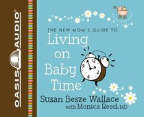 Album Image for New Mom's Guide to Living on Baby Time 2 CDS (Unabridged) - DISC 1