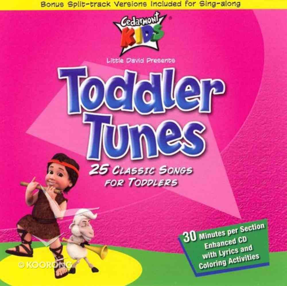 Cedarmont Kids: Toddler Tunes (Kids Classics Series) CD