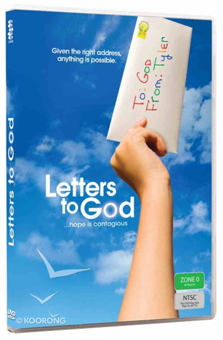 Scr DVD Letters to God: Screening Licence Standard Digital Licence