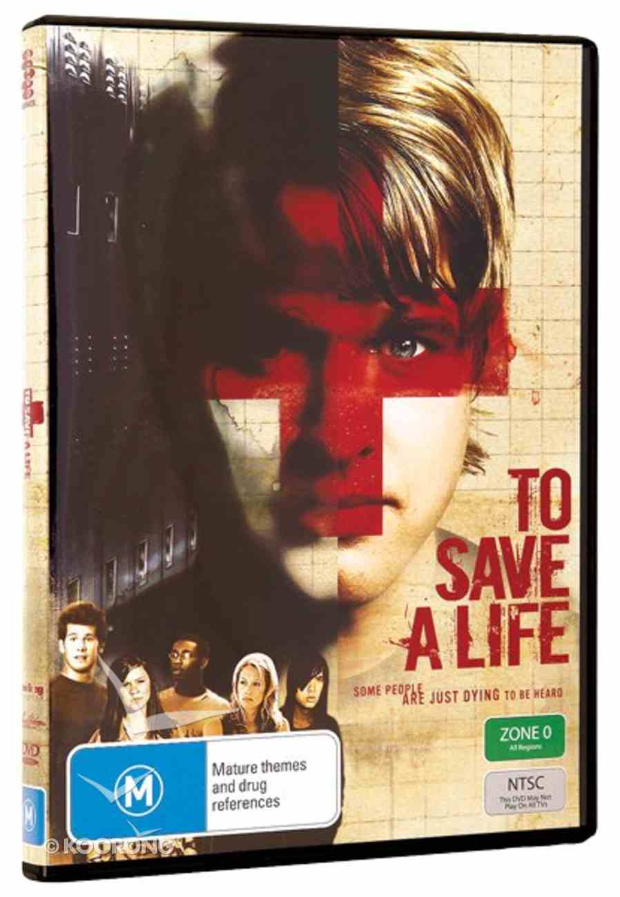 SCR DVD to Save a Life: Screening Licence Standard Digital Licence