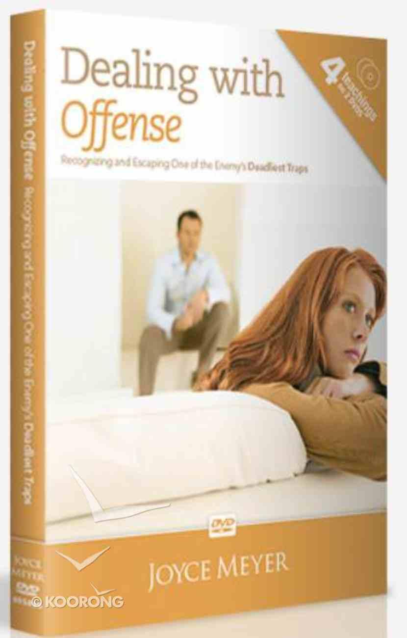 Dealing With Offense (Digi-pak 2 Dvd Set) DVD