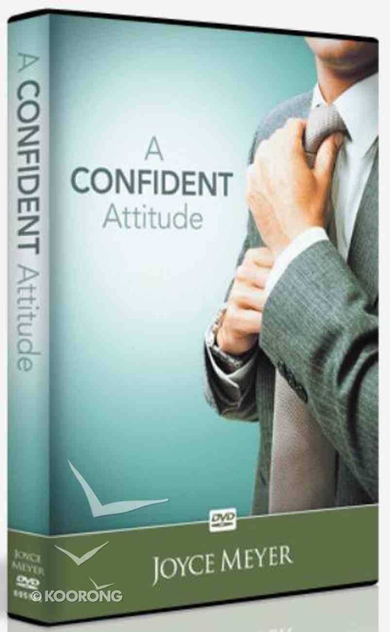 Confident Attitude, a (English Subtitles) (1 Hour) DVD