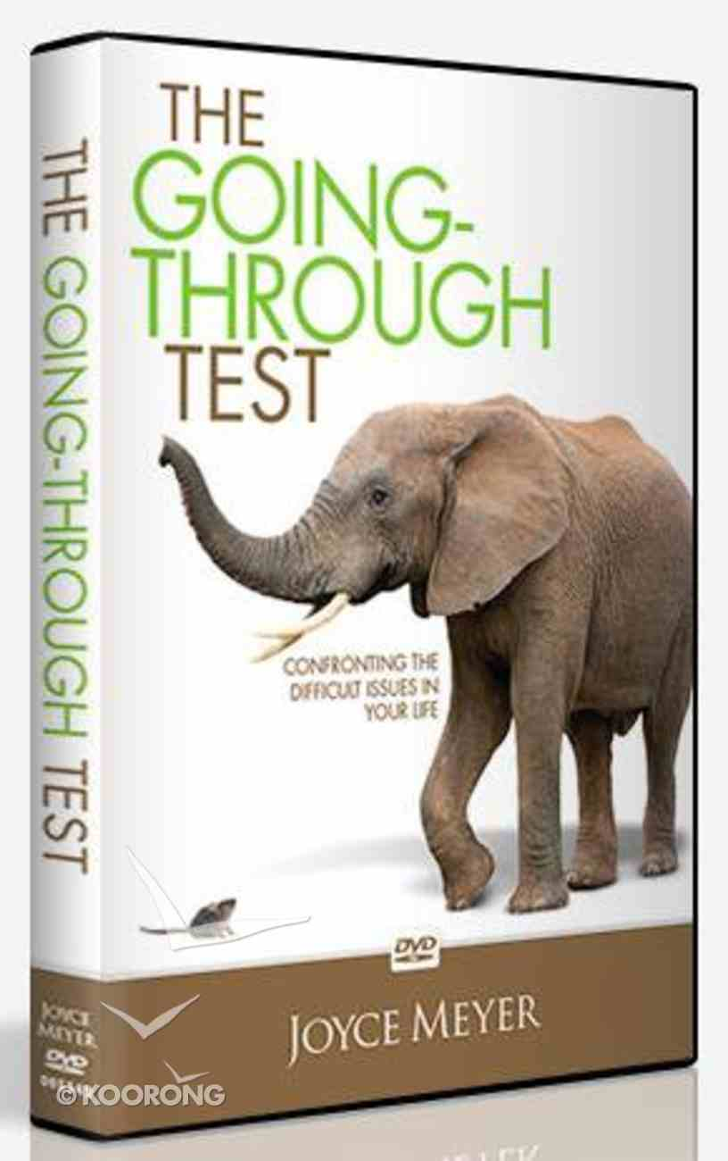 The Going-Through Test (1 Hour) DVD