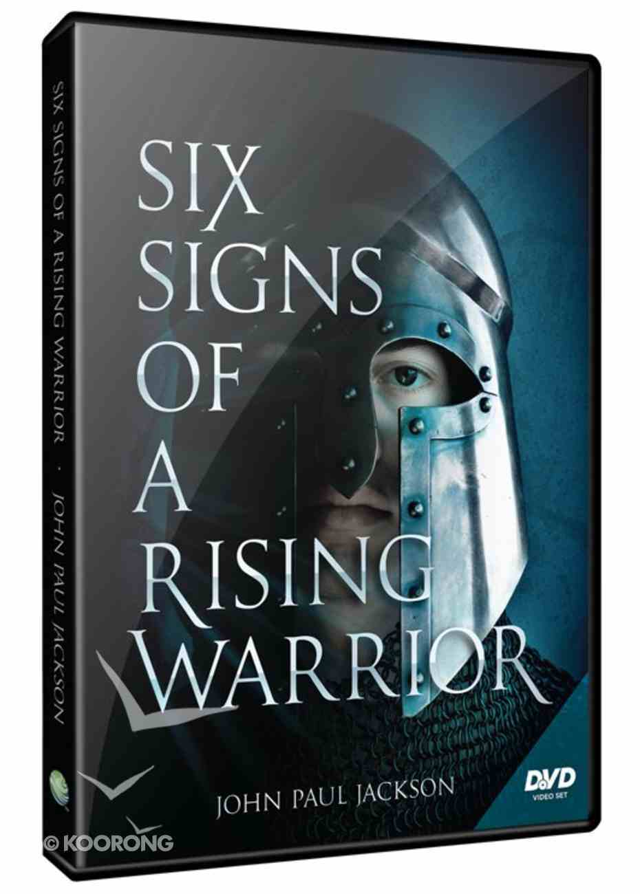 Six Signs of a Rising Warrior DVD