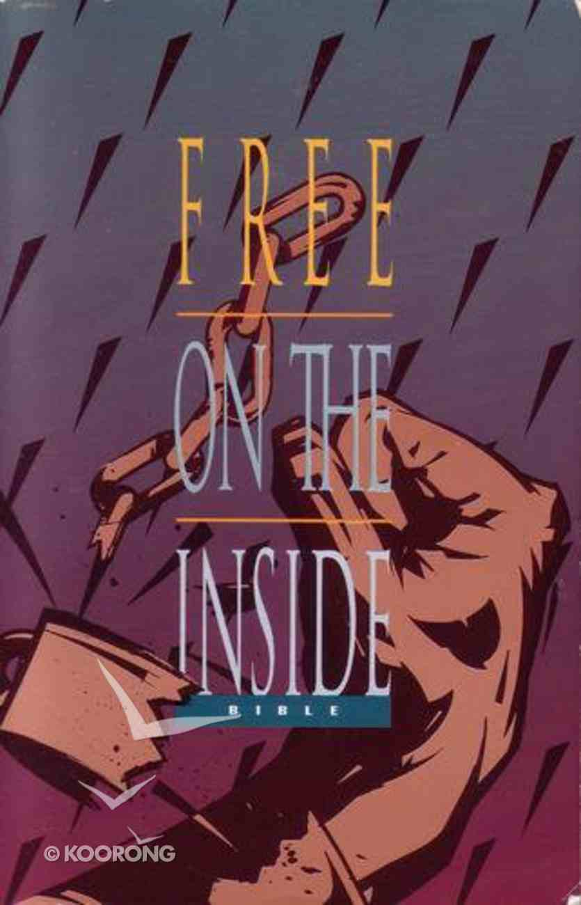 NIRV Free on the Inside Bible Paperback