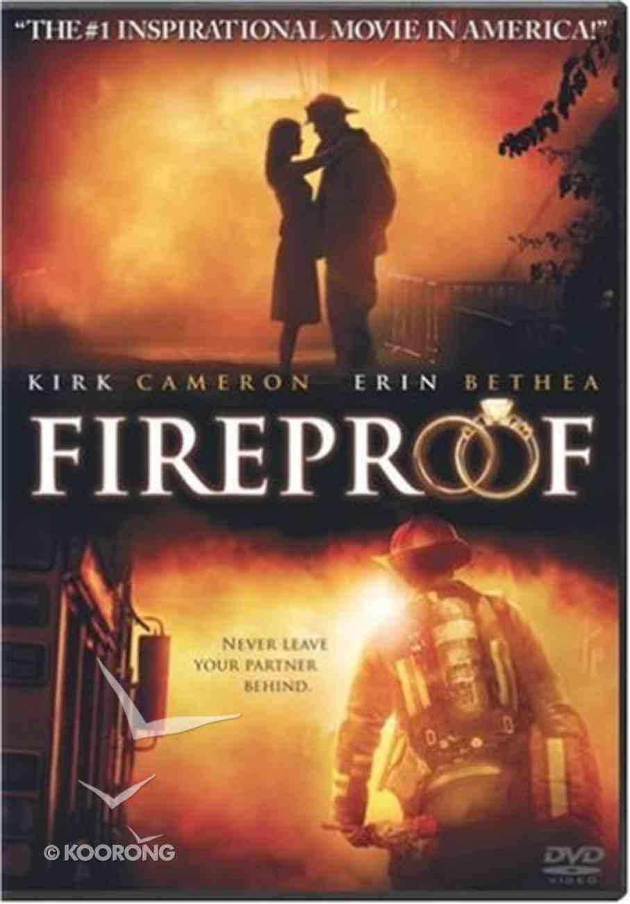 SCR DVD Fireproof: Screening Licence Standard Digital Licence