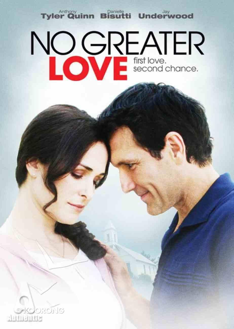 Scr DVD No Greater Love: Screening Licence Standard Digital Licence
