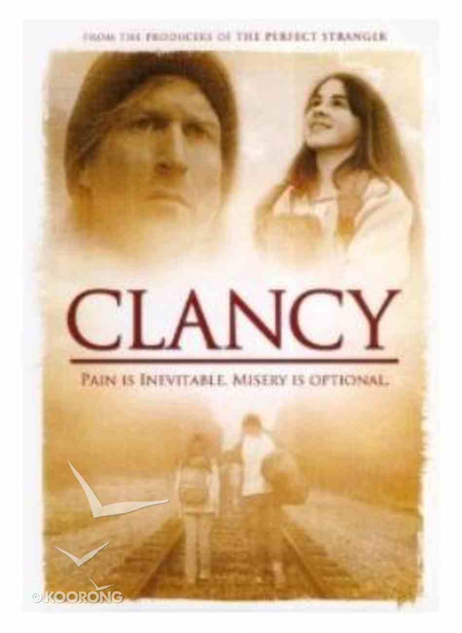Scr DVD Clancy: Screening Licence (0-200 Congregation Size) Digital Licence