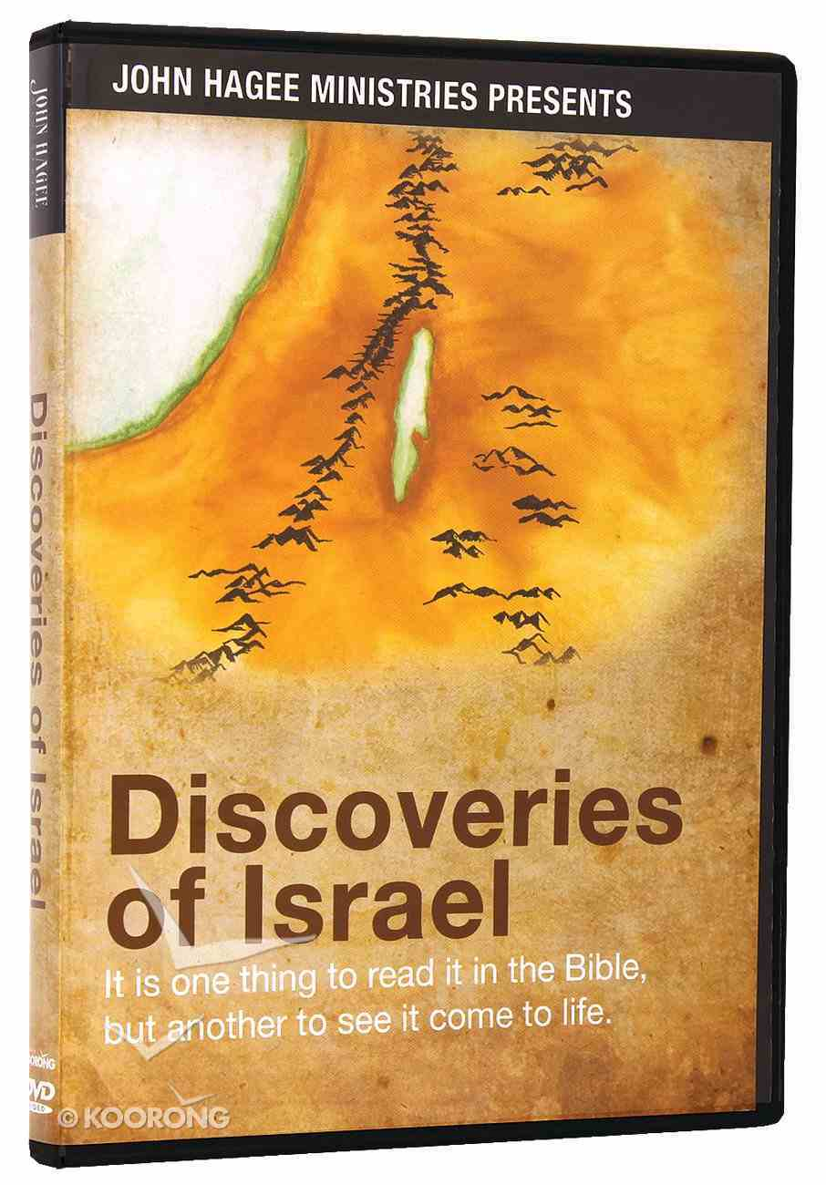 SCR DVD Discoveries of Israel: Screening Licence Standard Digital Licence
