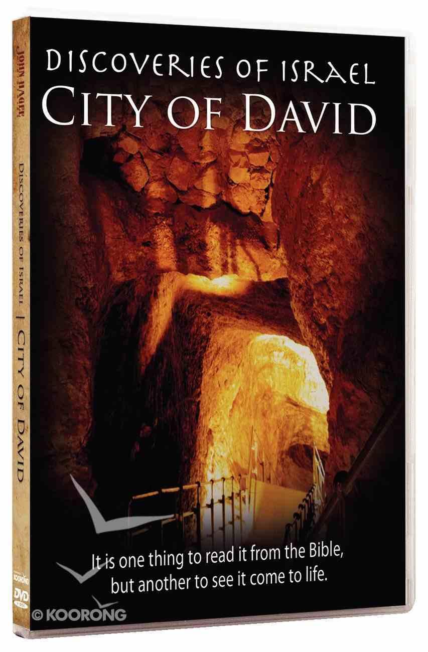 SCR DVD City of David: Screening Licence Standard Digital Licence
