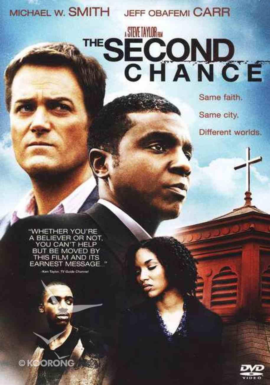 Scr DVD Second Chance: Screening Licence Standard Digital Licence