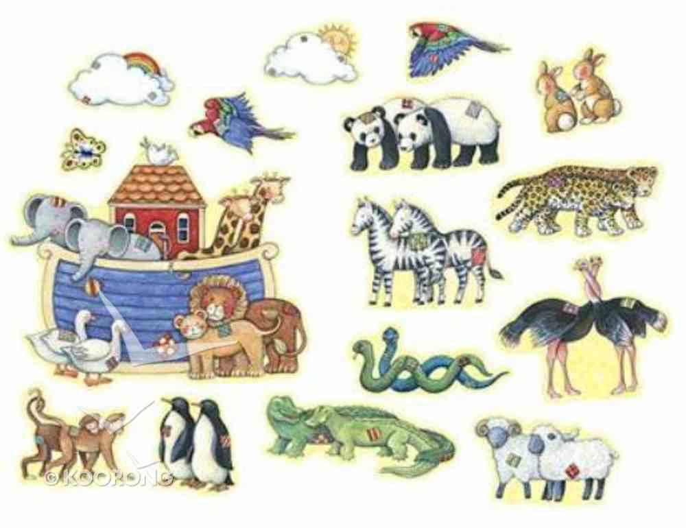 Bulletin Board Set: Noah's Ark Pack