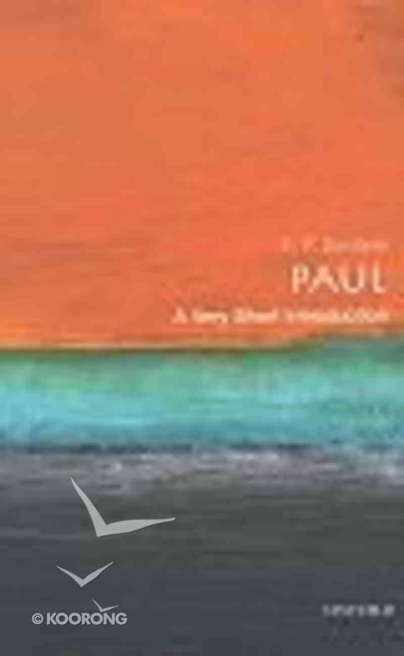 Paul Paperback