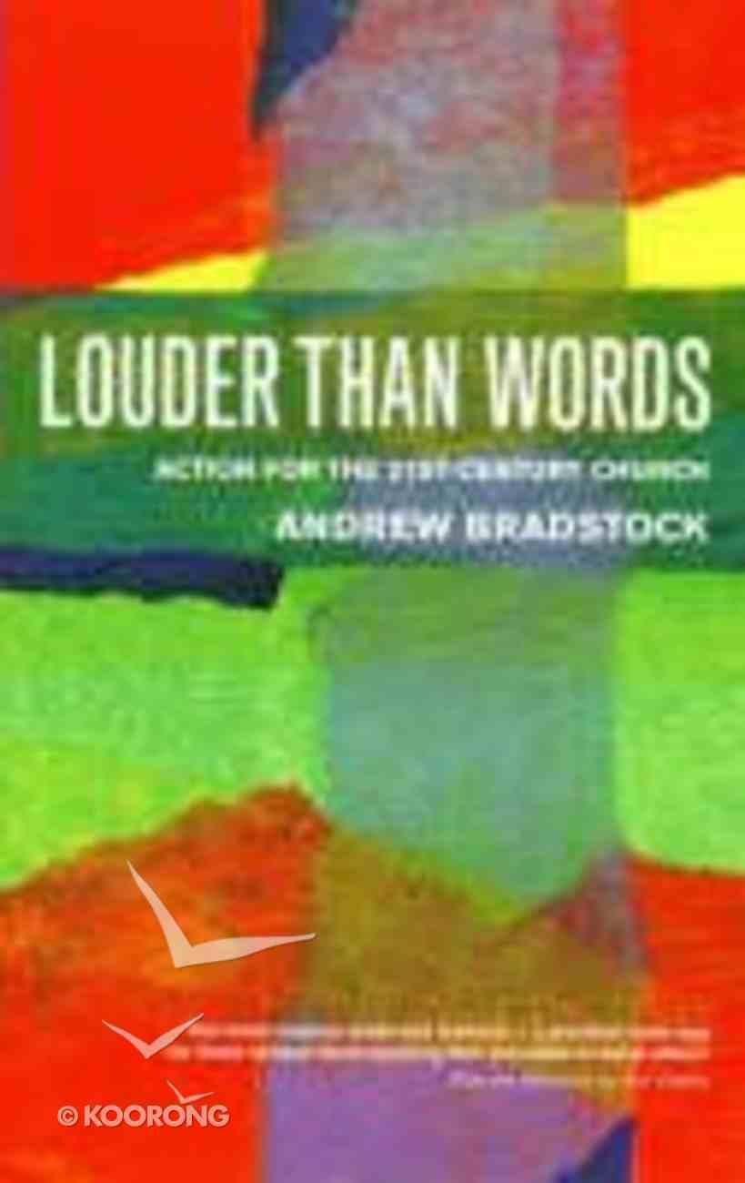 Louder Than Words Hardback