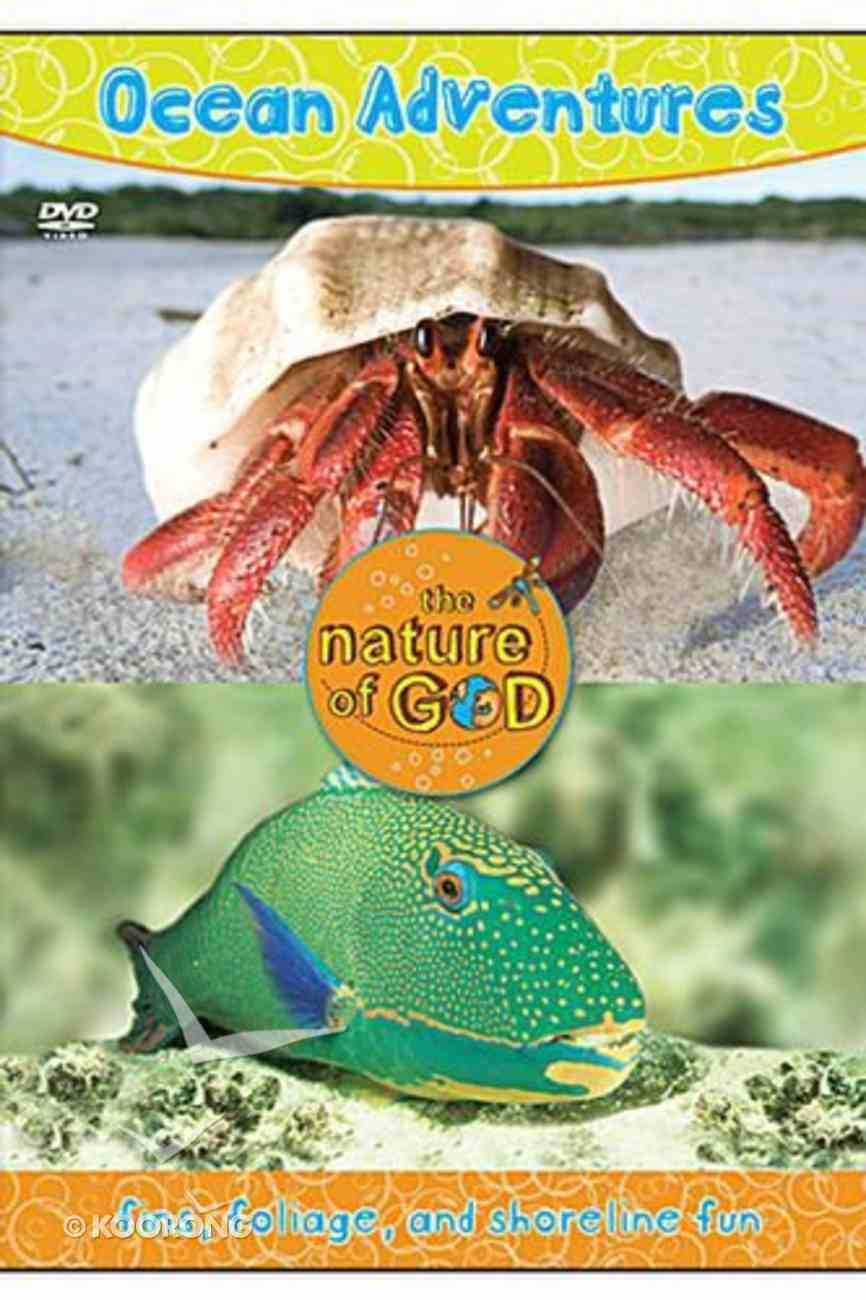 Ocean Adventures (Volume 2) (Nature Of God Series) DVD