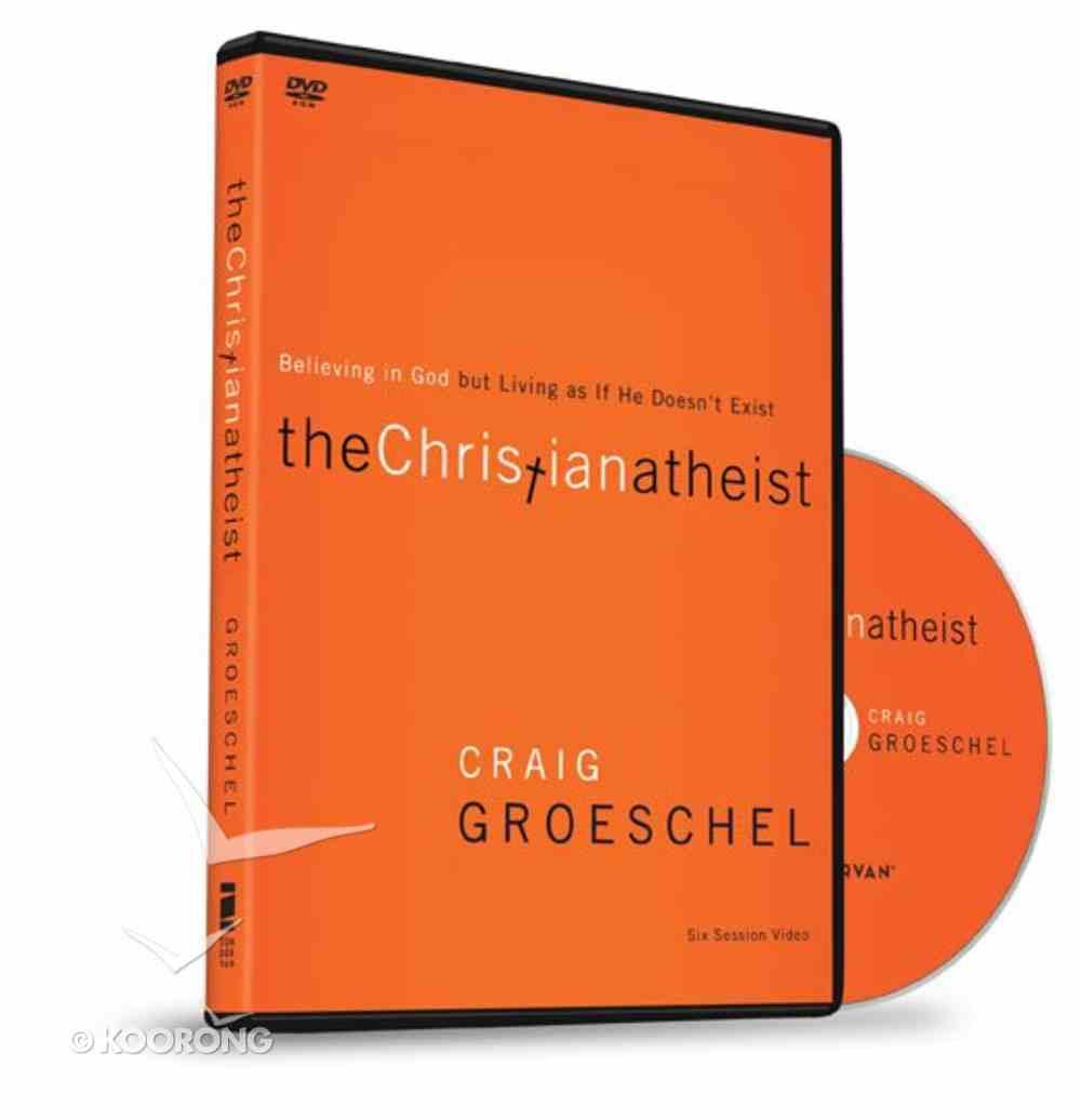The Christian Atheist (Dvd) DVD