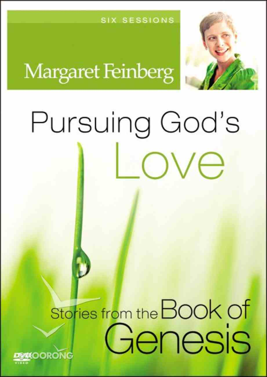 Pursuing God's Love (Dvd) DVD